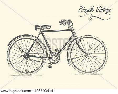 Vintage Bicycle 01