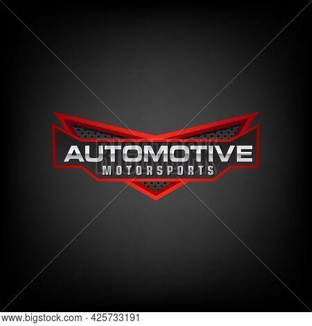 Automotive Logo. Perfect Logo For Automotive Industry.