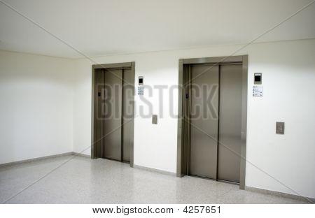 Elevator Hall Lobby