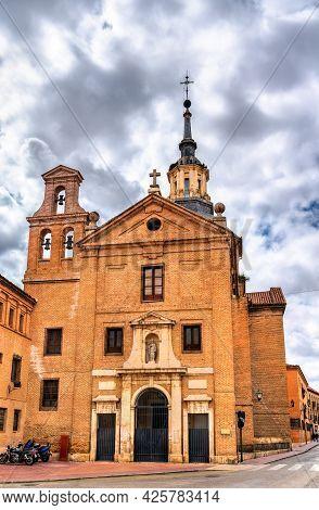 Convento De Agustinas De Santa Maria Magdalena In Alcala De Henares Near Madrid, Spain