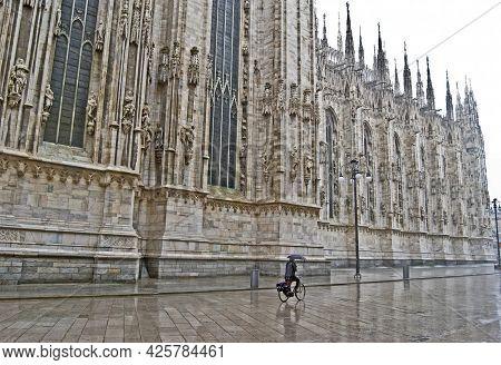 Duomo Di Milano, Il Duomo, Milan, Italy