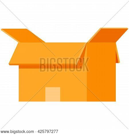 Think Outside Box Vector Icon Inspiration Concept