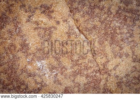 Red Sea Stone Texture With Somes Lines