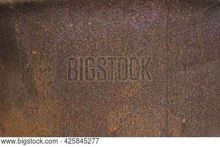 Grunge Rusted Metal Texture, Rust And Oxidized Metal Background Old Metal Iron Panel High Quality Or
