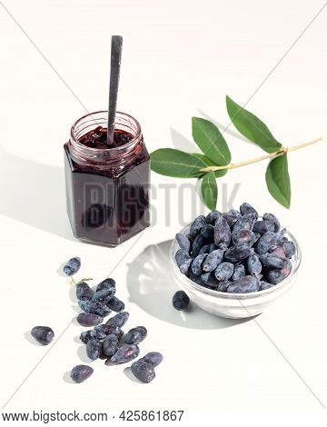 Blue Honeysuckle Is An Early Berry With An Extremely High Concentration Of Anthocyanins And Flavonoi