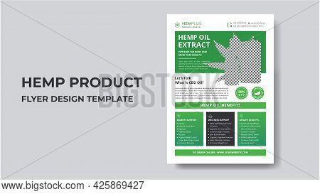 Hemp Product Flyer 02