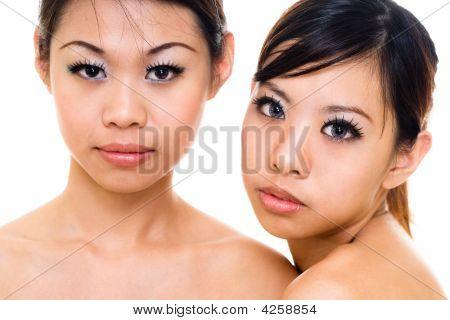 Beautiful Asian Sister