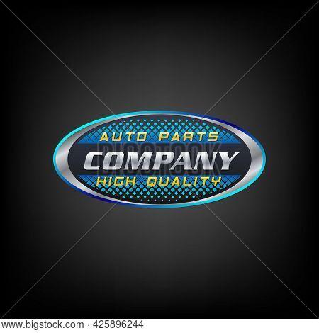 Vector Automotive, Automotive Car Badge Logo . Signs And Labels.