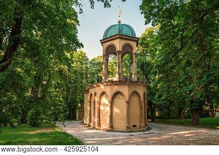Chapel Of The Holy Sepulchre (in Czech Language: \