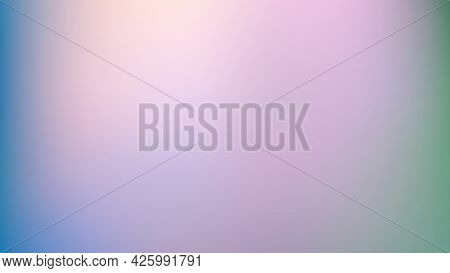 Abstract Background Green Pink Colors, Gradient Mesh Blur. Design Concept, Wallpapers, Web, Presenta