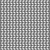 background with geometrical motif of regular superimposed grey 3d cubes poster