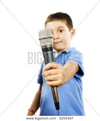 Karaoke Kid