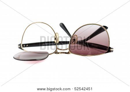 Utilized Waste Sun glasses