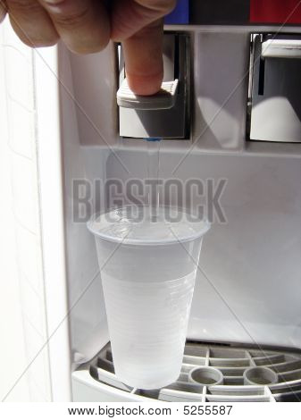 Water Cooler Machine Taps