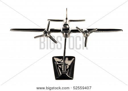 Chrome Plane