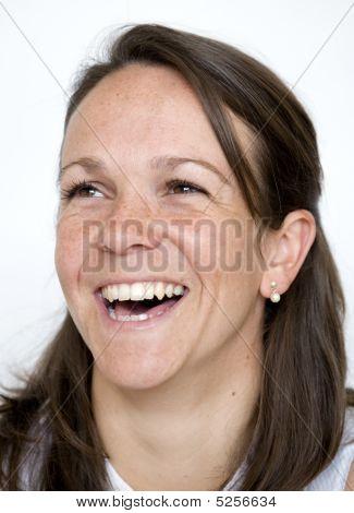 Lady Laughs