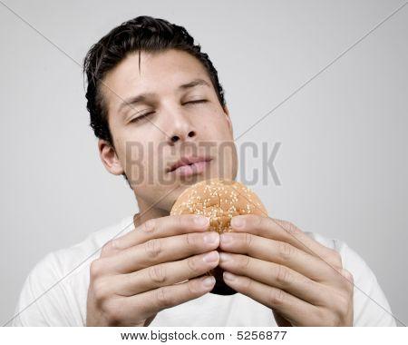 Smelling Burger