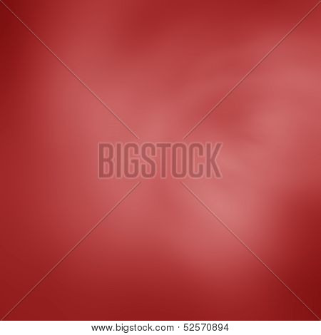 Colorful smooth soft red love abstract background poster