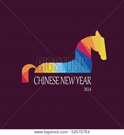Happy new year 2014, year of the horse.