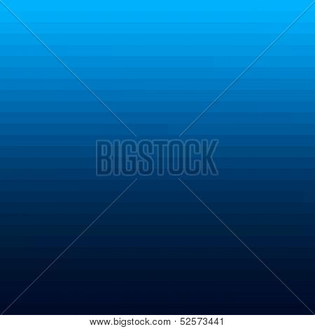 blue gradient background, motion flowing lines, dark blue to light blue digital pattern poster