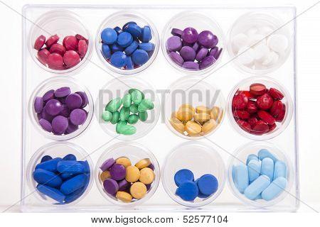 Pill Display
