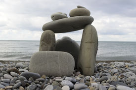 House Built Rocks
