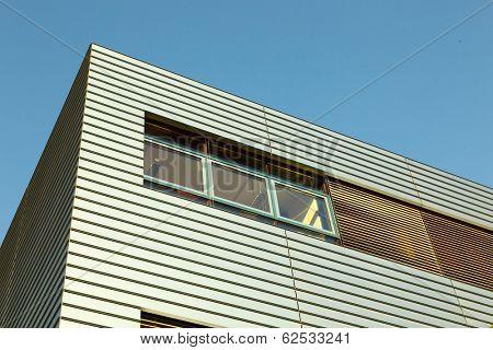 JENA, GERMANY - MAY, 08, 2011: ABBE Carl Zeiss Center of Photonics (ACP) am Campus Beutenberg in Jena. Gerrmany