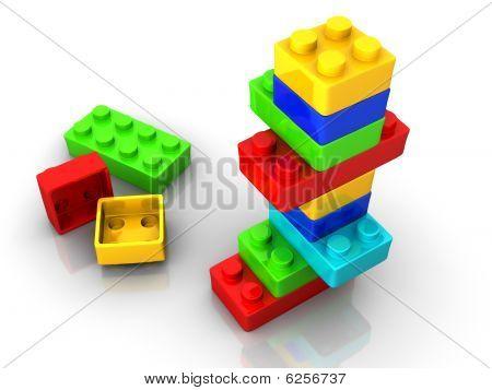 Logo Toy Blocks