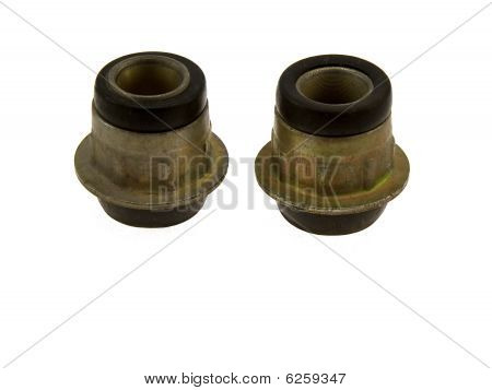 Some Rubber Metal Ball Joint