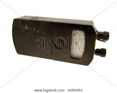 The Electric Device An Ohmmeter