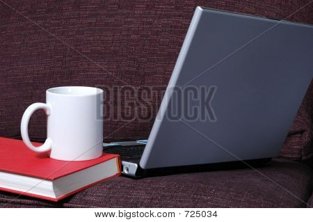 Laptop And A Good Book