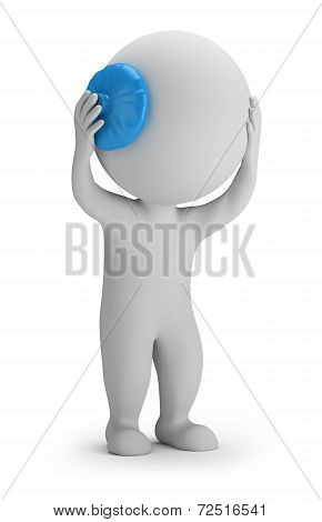 3D Small People - Ice Pack