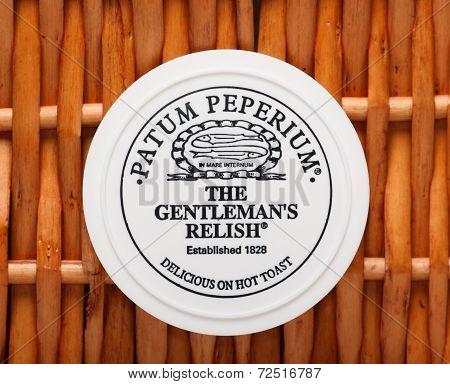 Gentleman's Relish
