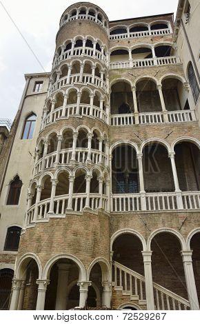 The Palace Bovolo