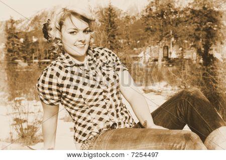 Rerto Woman