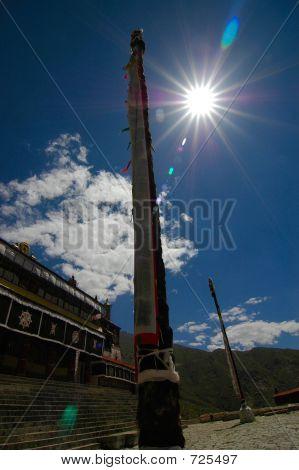 Prayer Poles