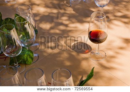 Sherry Reflections
