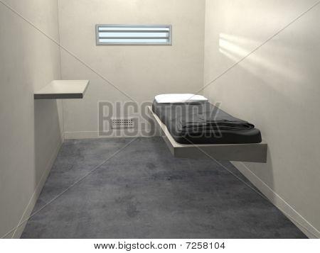 Modern Prison Cell
