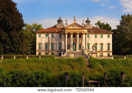 The Villa Giovanelli Colonna,