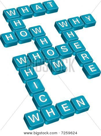 questions crossword