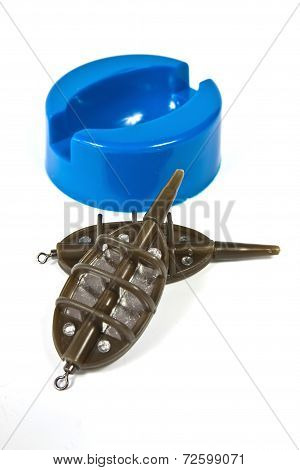 Fishing Tackle For Feeder Fishing