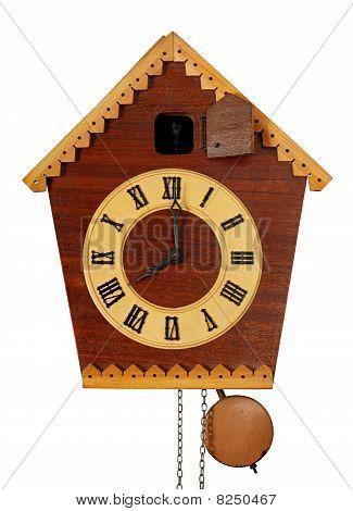 Vintage Cuckoo Clock