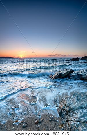 Little Fistral Beach