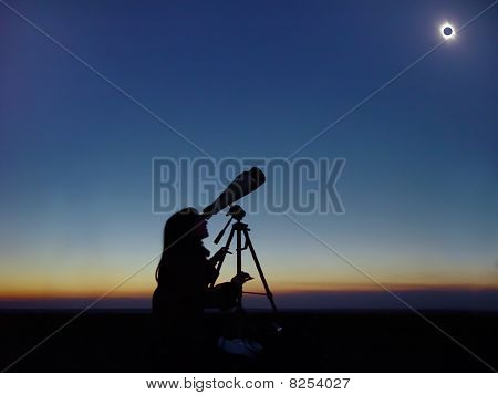 Total Solar Eclipse Observation.
