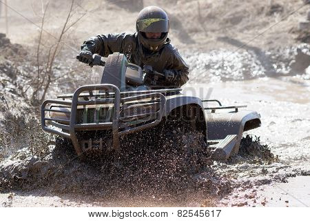 Extreme Driving Atv