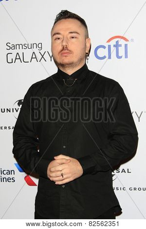 LOS ANGELES - FEB 8:  Duke Dumont at the Universal Music Group 2015 Grammy After Party at a The Theater at Ace Hotel on February 8, 2015 in Los Angeles, CA
