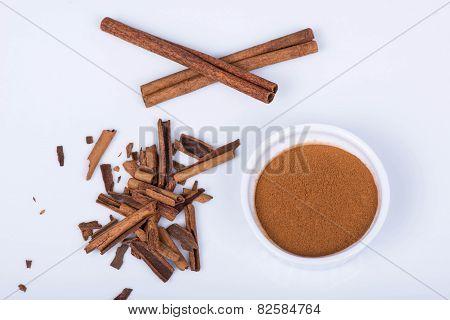 Cinnamon Trio