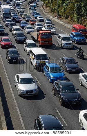 Auckland Motorways