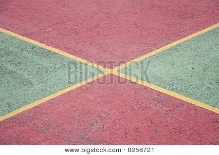 Diagonal Cross Texture
