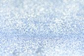 glitter sparkles background super macro shot shallow DOF poster